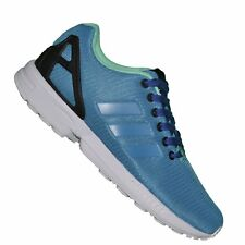 ADIDAS ORIGINALS  BASKET RUNNING  ZX FLUX 09  B22129  DARK BLUE BLEU NEUF GRADE