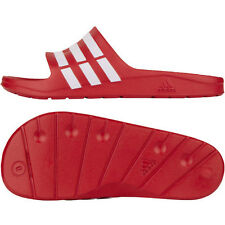 wholesale dealer 42263 b6869 Adidas Duramo Slide  Size 51 53 Mens Bath Slippers G15886 NIP