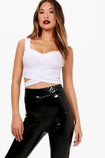 Boohoo Sally Cut Out Bralet per Donna