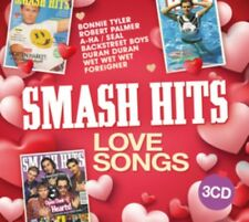 Smash Hits Love Songs - Smash Hits Love Songs Nuovo CD