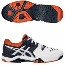 Mens Boys asics Gel-Challenger 10 Tennis Court Shoes Trainers Size UK 6.5 9.5