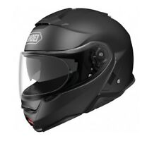 CASCO MODULARE SHOEI NEOTEC2 IN FIBRE ORGANCIHE MULTI COMPOSITE AIM NERO OPACO