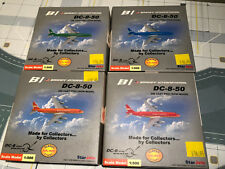 Star Jets 1:500 Douglas DC-8-50 Braniff International Multi Listing BNIB