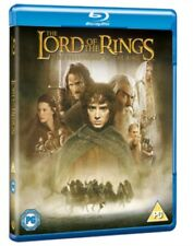The Lord of Rings - COMUNIDAD BLU-RAY + DVD Nuevo (100044