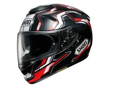 CASCO INTEGRALE SHOEI GT AIR IN FIBRE MULTI COMPOSITE AIM BOUNCE TC 1 ROSSO NERO