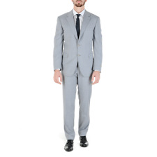 Canali BF00478 201 robe pour homme Gris clair FR