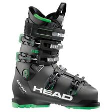 HEAD Advant Edge 95 Scarpe da sci uomo PERFECT vestibilità FODERA NERO ANTRACITE