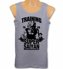 Gilet da uomo - PALESTRA To Go Super Saiyan - DRAGON BALL Z Bodybuilding GOKU