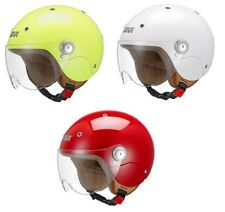 CASCO GIVI JET DEMI-JET JUNIOR 3 DA BAMBINO JUNIOR LADY DONNA MOTO E SCOOTER