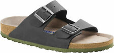 Birkenstock Arizona Birko-Flor Soft-Footbed Desert Soil Men Sandal Slide - NEW