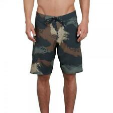 Volcom Solid Mod 20 Shorts, Military