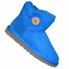 UGG AUSTRALIA  BOTTE  FEMME  MINI BAILEY BUTTON 3352 W BNTB  BRILLANT  NE GRADE