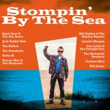 Various Artists - Stompin' By The Sea NUEVO CD