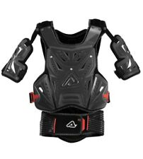 PETTORINA ACERBIS COSMO MX LEVEL2 2.0 CHEST PROTECTOR REGOLABILE NERO