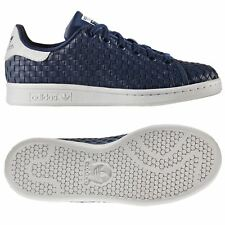 adidas ORIGINALS STAN SMITH TRAINERS JUNIORS BOYS UNISEX UK 3 4 5 SHOES SNEAKERS