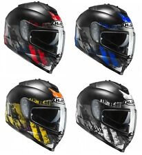 CASCO HELMET INTEGRALE INTEGRALI  MOTO SCOOTER  HJC IS-17 SHAPY VARI COLORI E TG