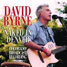 DAVID BYRNE - Naked In Denver Nuevo CD