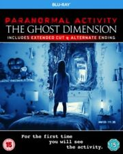 Paranormal Activity 5 - THE GHOST DIMENSION BLU-RAY NUOVO Blu-Ray (8306915)