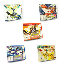 3DS Pokémon Spiel Pokemon Alpha Omega Rubin Pokemon X Pokemon Y Pokemon Mond