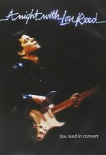 Reed Lou - A Night With Lou Reed NUEVO DVD