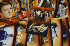 CHOOSE YOUR Inkworks 2006 FIREFLY The Complete Collection Premium Trading Cards
