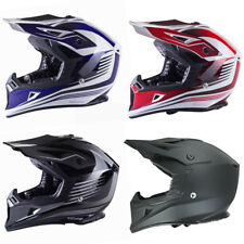 Viper RSX95 Casque Moto Cross Crash MX Pit Dirt Bike ECE22.05 XS S M L XL