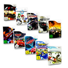 Wii Rennspiel Cars Mario Kart Need for Speed Carbon Undercover Nitro Trackmania