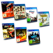PS4 Rennspiel Driveclub Project Cars F1 Moto GP Need for Speed Rivals The Crew