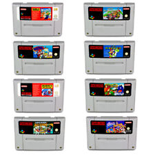 Snes Game Mario Paint Super Mario Allstars Mario Kart Super Mario World 1 2
