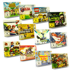 Nintendo 3DS Spiele Zelda Mario Bros. Kart Animal Crossing Smash Bros Pokemon