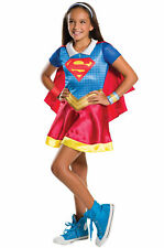 DC Super Hero Girls Supergirl Child Costume Halloween Rubies Dress Up Outfit