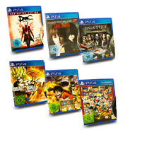 PS4 JUEGO DE LUCHA muerto OR ALIVE DEVIL MAY CRY DRAGONBALL Injustice One Piece