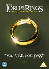 The Lord of the Rings - THE FELLOWSHIP OF THE RING DVD Nuevo DVD (1000440471)