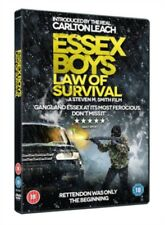 ESSEX BOYS - Law of Survival DVD NUOVO DVD (mtd5994)