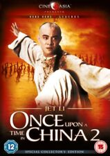 Once Upon a Time - en Chine 2 DVD NOUVEAU DVD (sbx736)