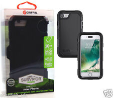 originale Griffin SOPRAVVISSUTO VERTICE iPhone 7/8 rigida ROBUSTA