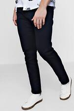 Boohoo Slim Fit Chino Trousers With Stretch per Uomo