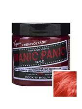 Manic Panic High Voltage Classic Cream Formula Colour 118ml - Rock n Roll Red