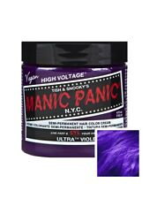 Manic Panic High Voltage Classic Cream Formula 118ml - Ultra Violet Hair Dye
