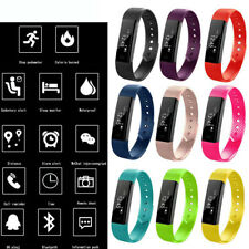 ID115 Sports Wristband Bracelet Smart Watch Pedometer Sleep Fitness Tracker