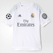 adidas Kinder Real Madrid UCL Home Trikot 2015/16