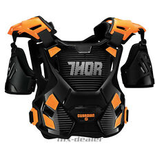 Thor Guardian Kinder Brustpanzer Brustschutz mx Enduro motocross orange