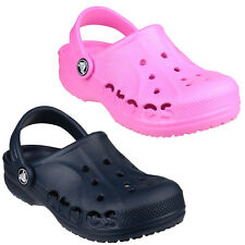 Crocs Baya Clogs Childrens Croslite Lightweight Kids Boys Girls Shoes Sandals