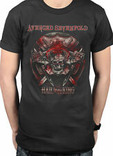 AVENGED SEVENFOLD Battle Armour Hail To The King T-SHIRT OFFICIAL MERCHANDISE