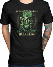 AVENGED SEVENFOLD Hail To The King En Vie T-SHIRT OFFICIAL MERCHANDISE