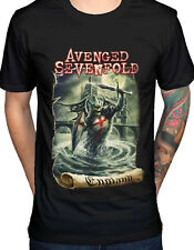 AVENGED SEVENFOLD England T-SHIRT OFFICIAL MERCHANDISE