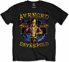 AVENGED SEVENFOLD Stellar T-SHIRT OFFICIAL MERCHANDISE