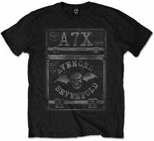 AVENGED SEVENFOLD Flightcase T-SHIRT OFFICIAL MERCHANDISE
