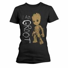 New Official MARVEL GUARDIANS OF THE GALAXY VOL 2 - I AM GROOT SCRIBBLES Girlie
