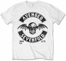 AVENGED SEVENFOLD Moto Seal T-SHIRT OFFICIAL MERCHANDISE
